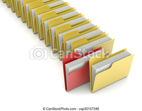 Folders - csp30157348