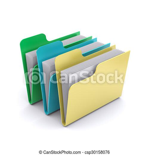 Folders - csp30158076