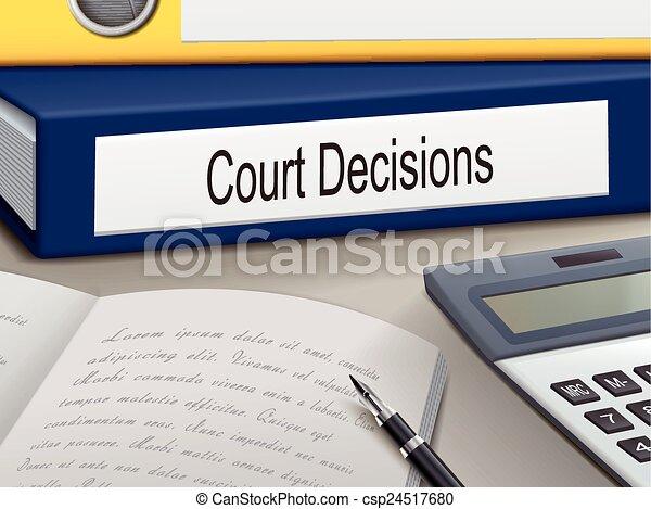 Decisiones judiciales - csp24517680