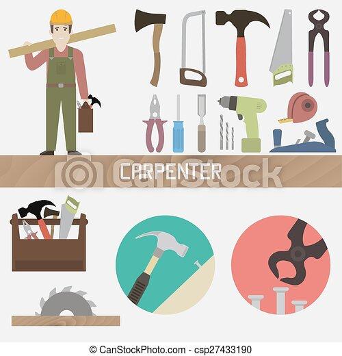 carpinteiro - csp27433190