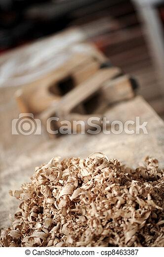 carpintería, herramientas - csp8463387