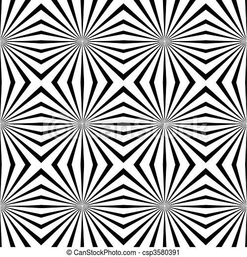 Carreau Géométrique Vecteur Illusions
