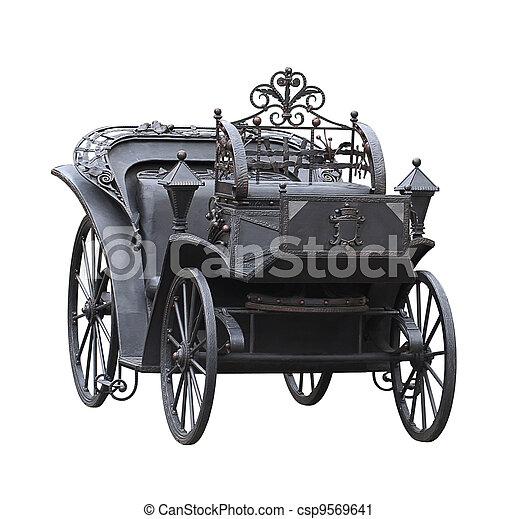 Carriage - csp9569641