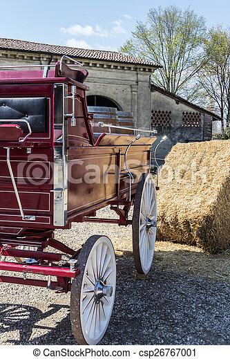Carriage - csp26767001