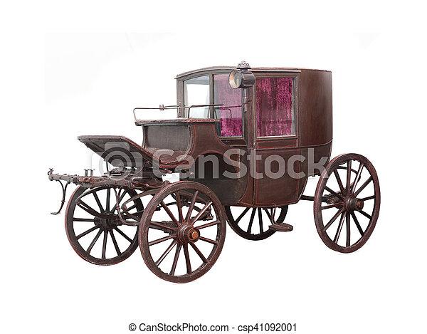 carriage - csp41092001