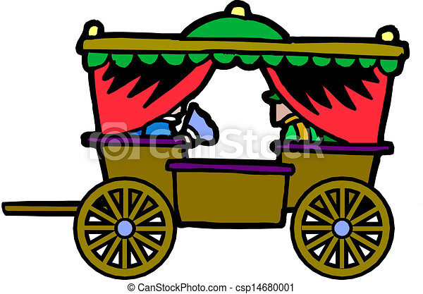 Carriage - csp14680001