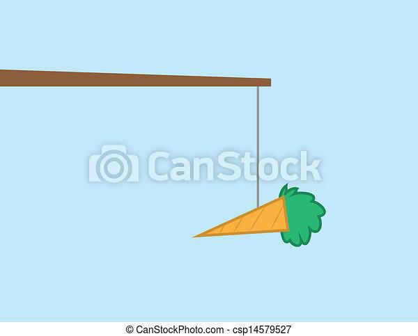 Carrot On Stick  - csp14579527