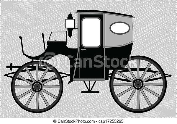 carruagem - csp17255265
