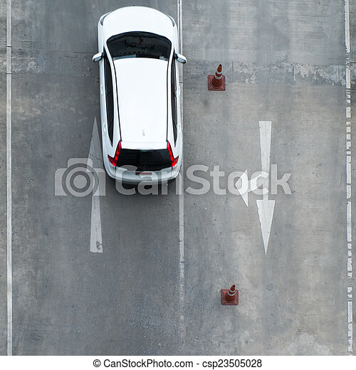 Cars on the road - csp23505028