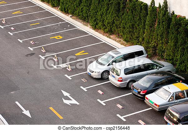 cars parking - csp2156448