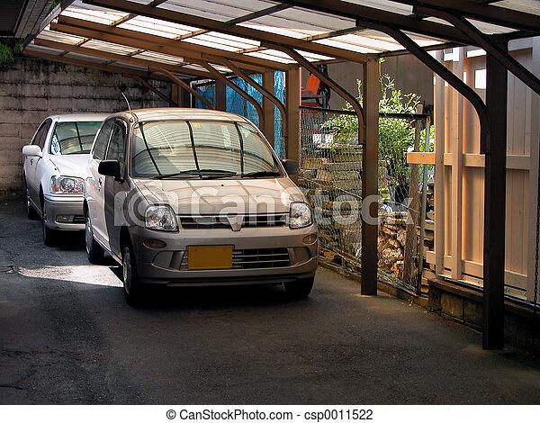 Cars parking - csp0011522