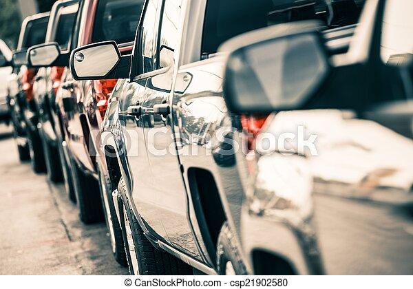 Cars Traffic - csp21902580