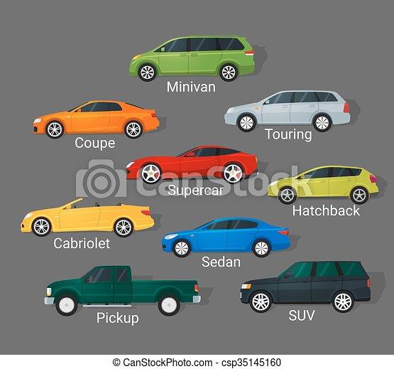 Cars types