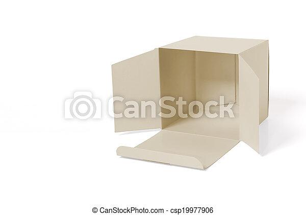 Carton - csp19977906