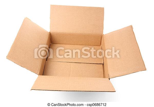 Cartón - csp0686712