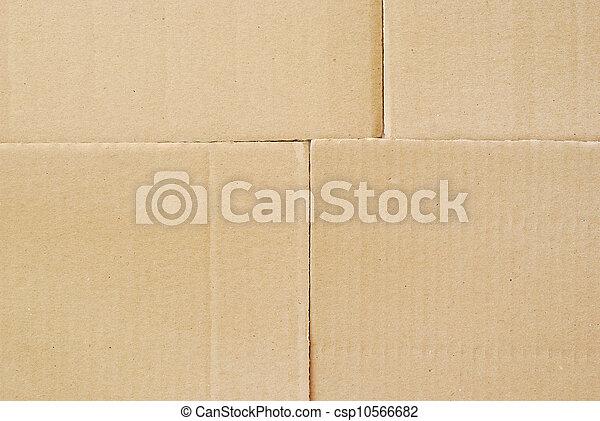 De cartón - csp10566682
