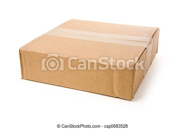 Cartón - csp0683528
