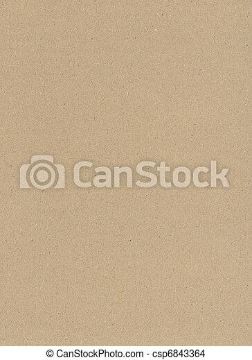 textura de cartón - csp6843364