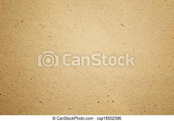 Textura de cartón - csp18502396