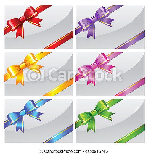 cartões, jogo, arcos - csp8916746
