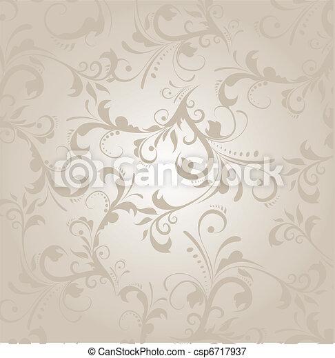 carta da parati, seamless - csp6717937