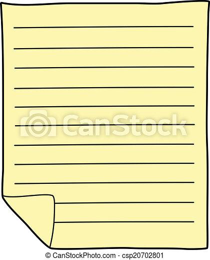 carta, disegno, quaderno - csp20702801