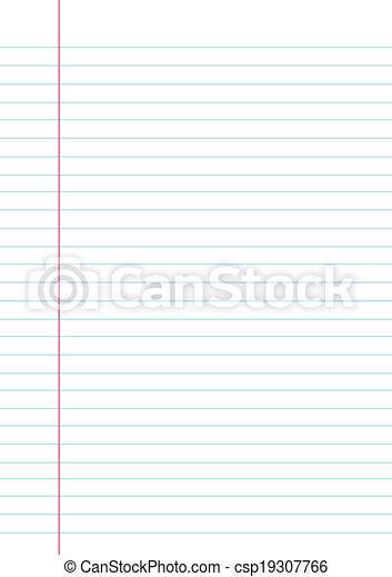 carta, fondo, quaderno - csp19307766
