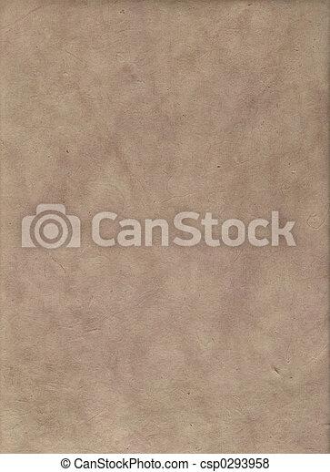 carta, pergamena - csp0293958