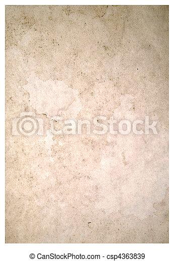 carta, struttura - csp4363839