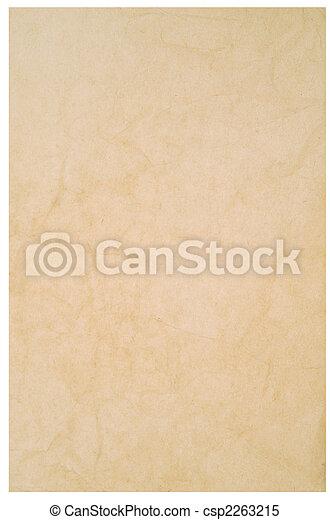 carta, struttura - csp2263215