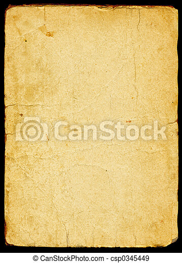 carta, vecchio, textured - csp0345449