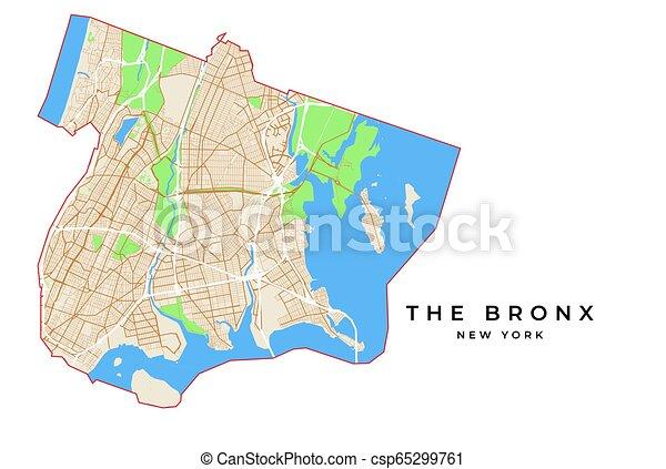 bronx carte