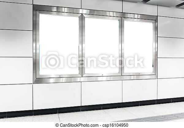 En blanco - csp16104950
