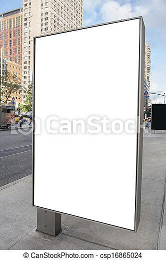 Billboard - csp16865024