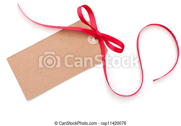 cartellino regalo - csp11420076