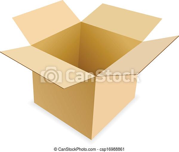 Carton Box - csp16988861