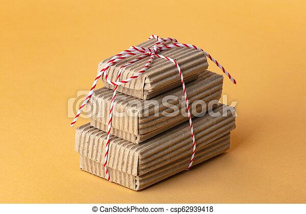 Carton Gift Boxes - csp62939418