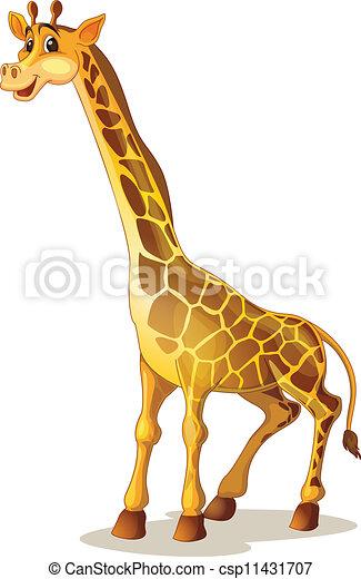 cartoon animal - csp11431707