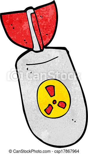 cartoon atom bomb clip art vector search drawings and graphics rh canstockphoto com
