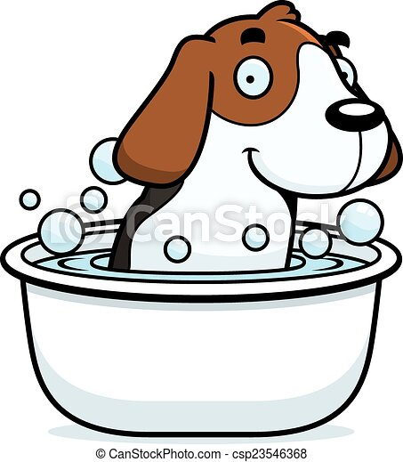 cartoon beagle bath a cartoon illustration of a beagle clip art rh canstockphoto ie bath clipart black and white bath clipart black and white