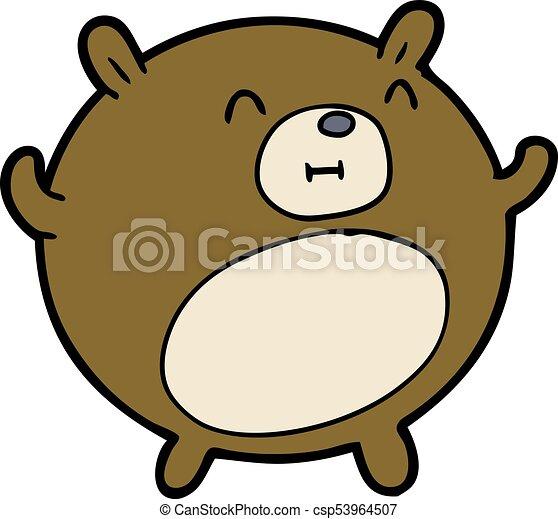 cartoon bear vector clipart search illustration drawings and eps rh canstockphoto ca bear tattoo vector bear vector clip art