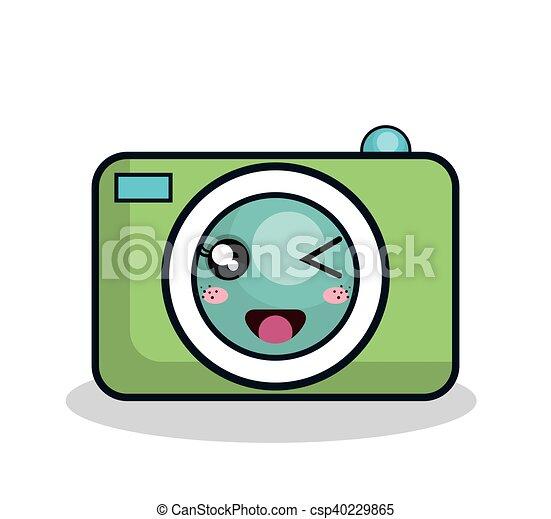 cartoon camera technology digital design vector illustration clip rh canstockphoto com clipart design technology technology clipart for powerpoint