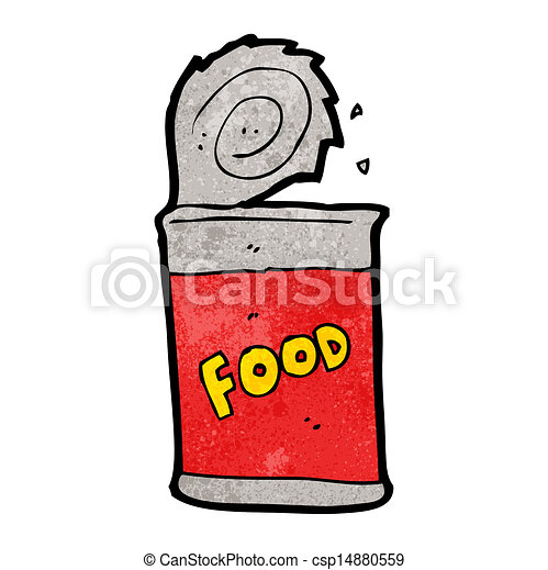 cartoon canned food clipart vector search illustration drawings rh canstockphoto ca can food drive clipart canned foods clipart graphics gifs