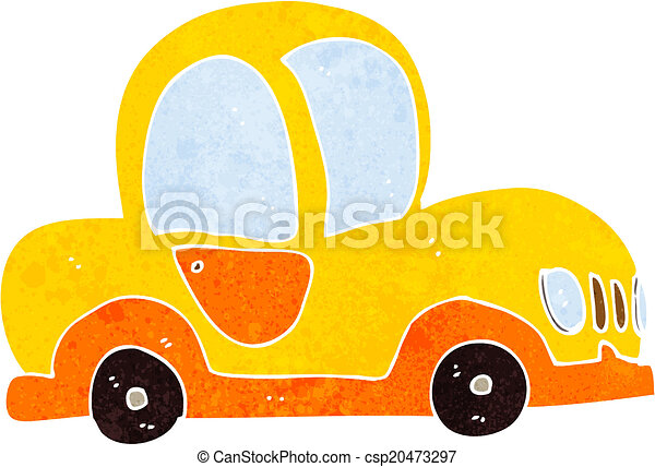 cartoon car - csp20473297