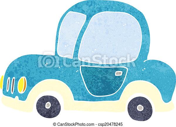 cartoon car - csp20478245