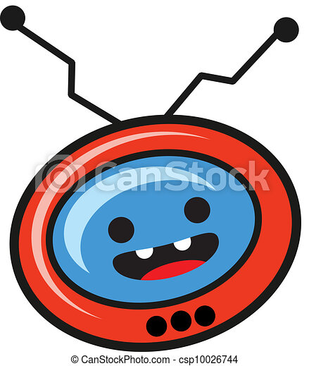 cartoon character - csp10026744