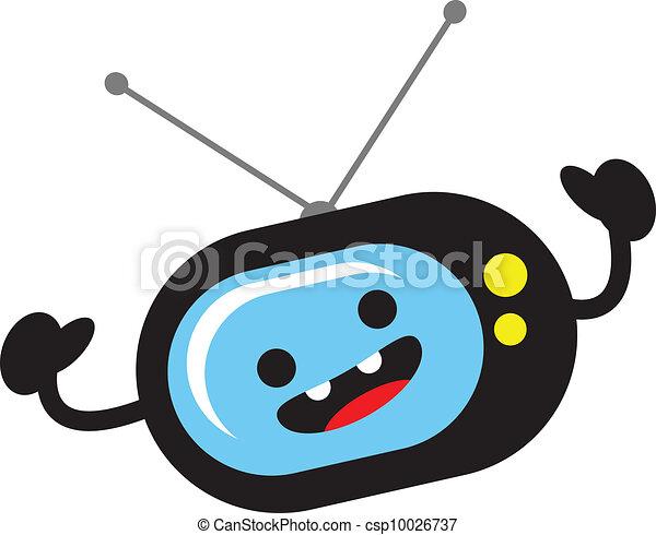 cartoon character - csp10026737