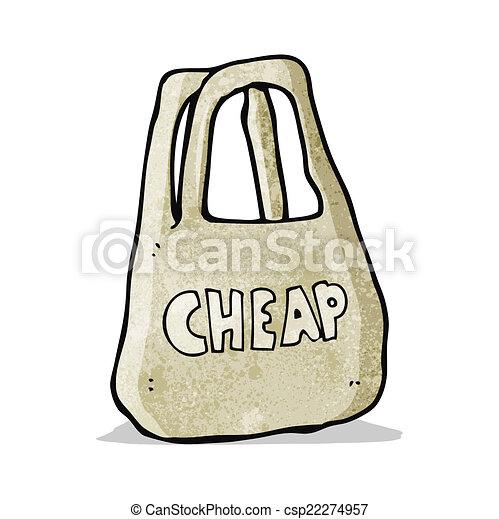 cartoon cheap bag - csp22274957