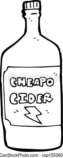 cartoon cider - csp15536084