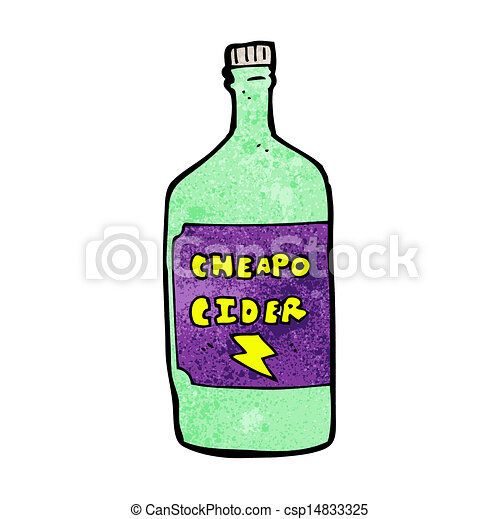 cartoon cider - csp14833325